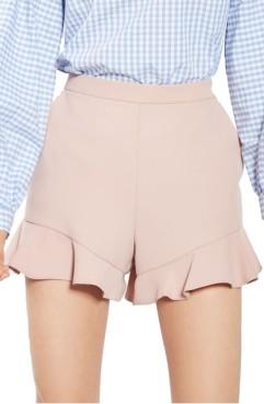 Top Shop Hem Shorts