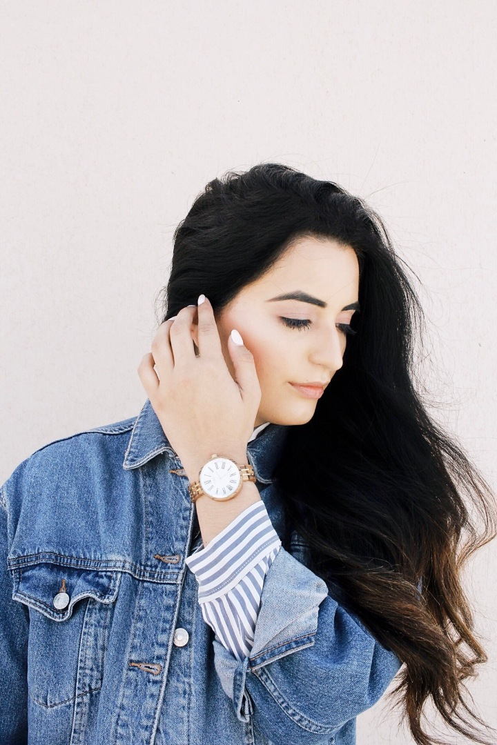 My Spring Must-Have x JORD WoodenWatch